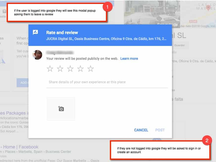How to: create a google review link for clients