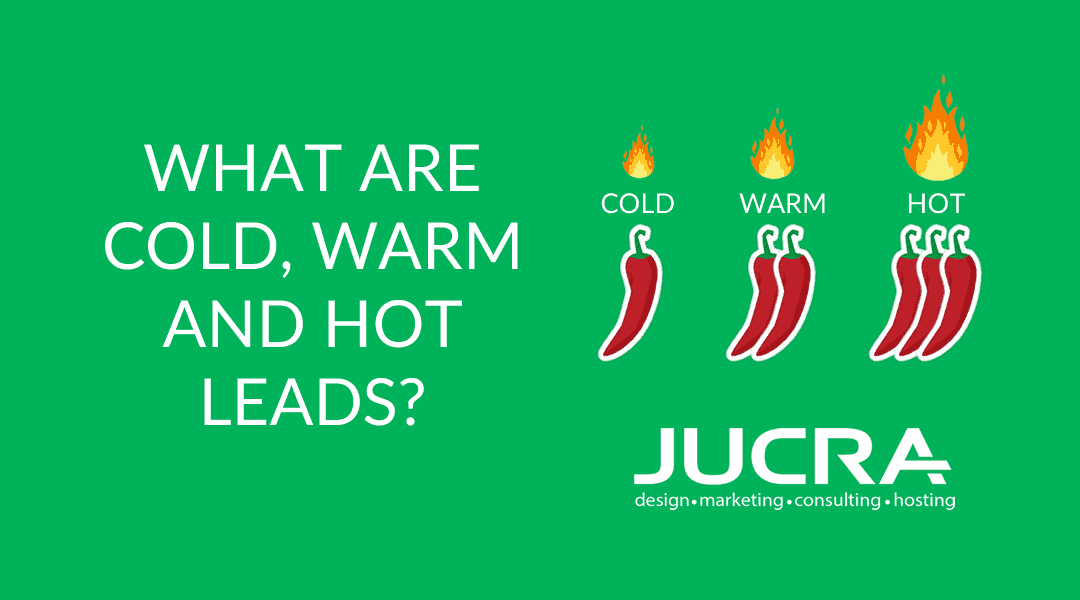 Differences Between Cold, Warm and Hot Leads