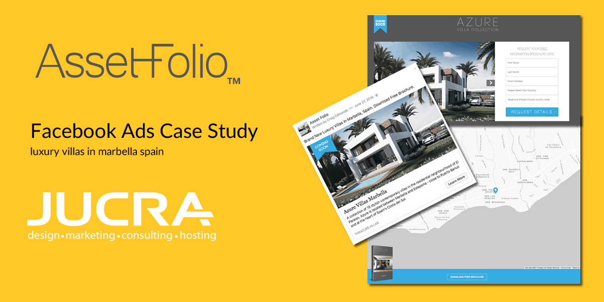 Facebook Ads Case Study for Luxury Villas in Spain
