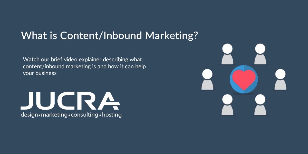 What is Content/Inbound Marketing?