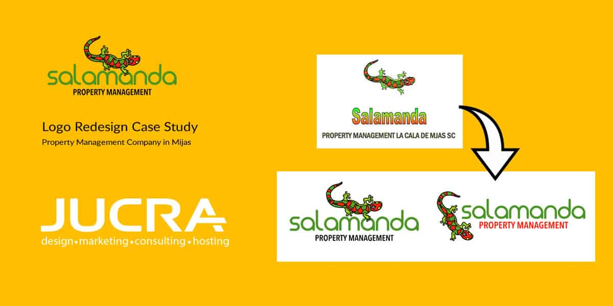 Logo Design Case Study for Property Management Company