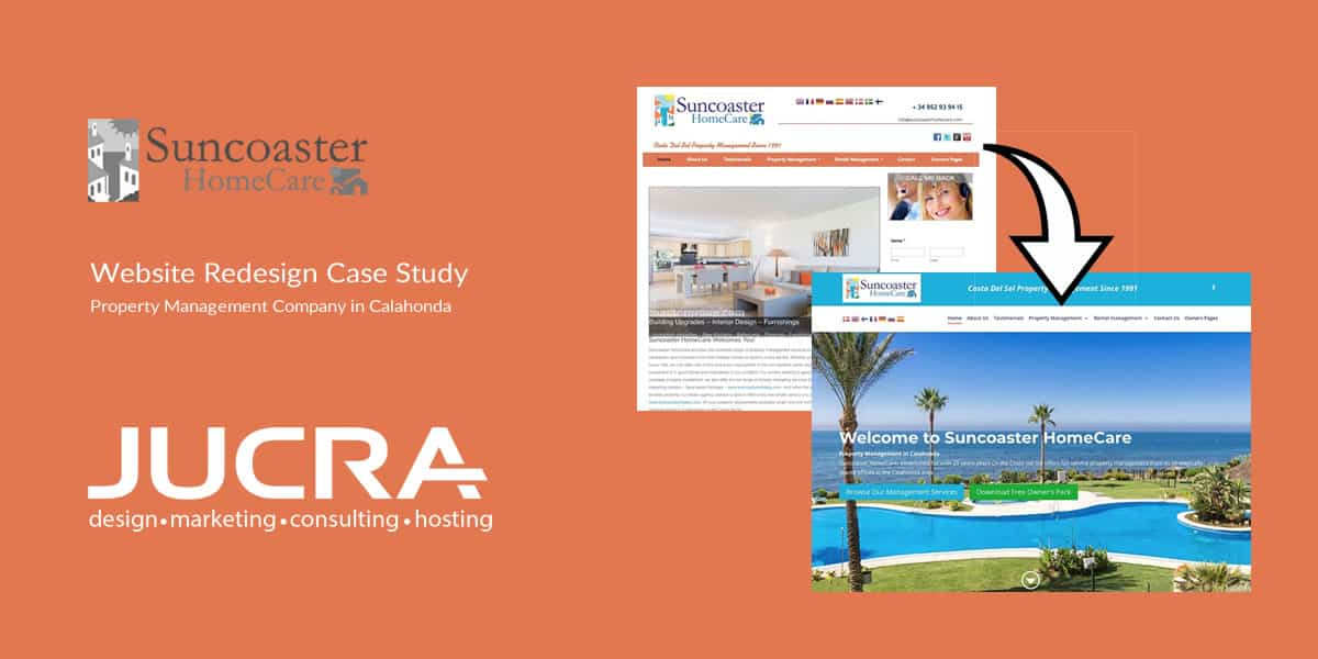 Website Redesign Case Study – Property Management