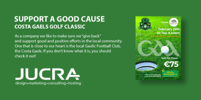 Support A Local Sports Club. We do! The Costa Gaels