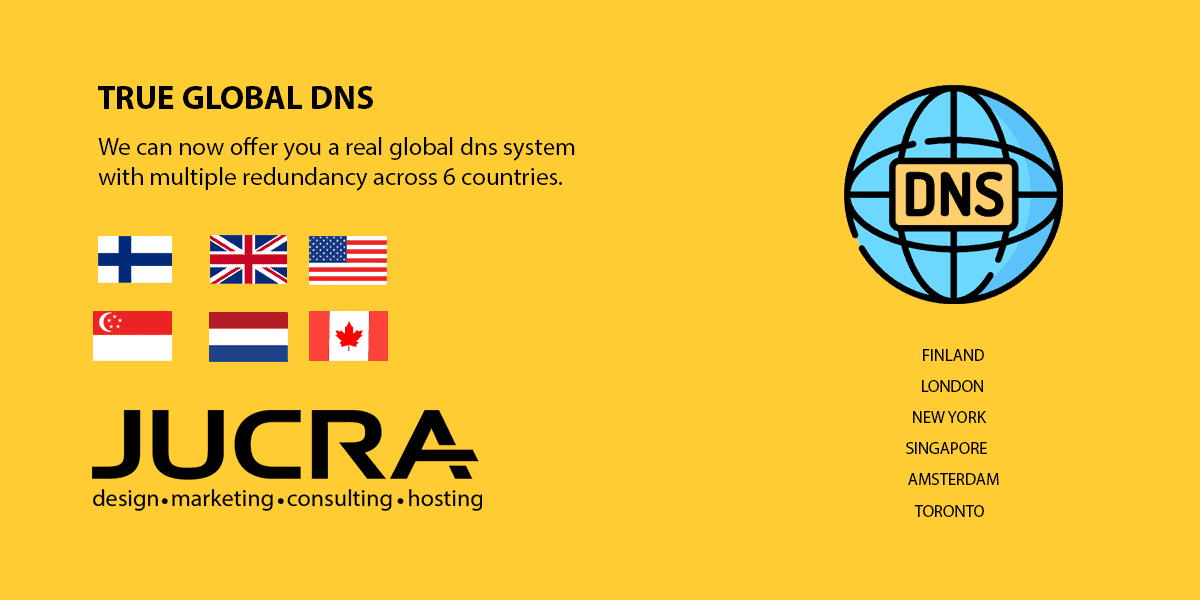 Global DNS System Update