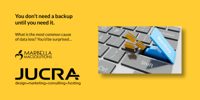 You don't need a backup until you need it
